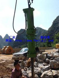 柳州大型机载液压分裂机FL300型奥博牌