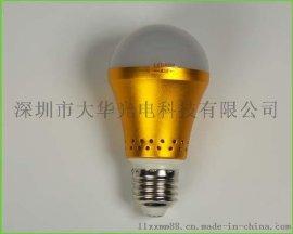 光控雷达感应LED节能灯具
