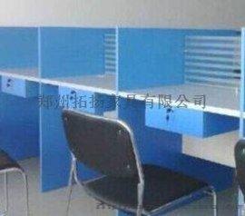 鹤壁  辅导班一对一培训桌,一对一学习桌,一对一隔断学桌