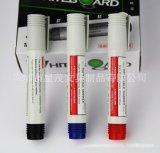 大容量白板笔 可加墨水 可擦白板笔 教学用易擦水性记号笔 红黑蓝