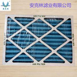 空气纸框初效过滤器  空调过滤网 新风系统过滤网