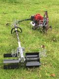 背负式汽油除草机农用两冲程锄地机小麦水稻收割机