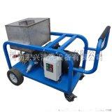 150kg高压清洗机 本田汽油机驱动管道清洗高压清洗机