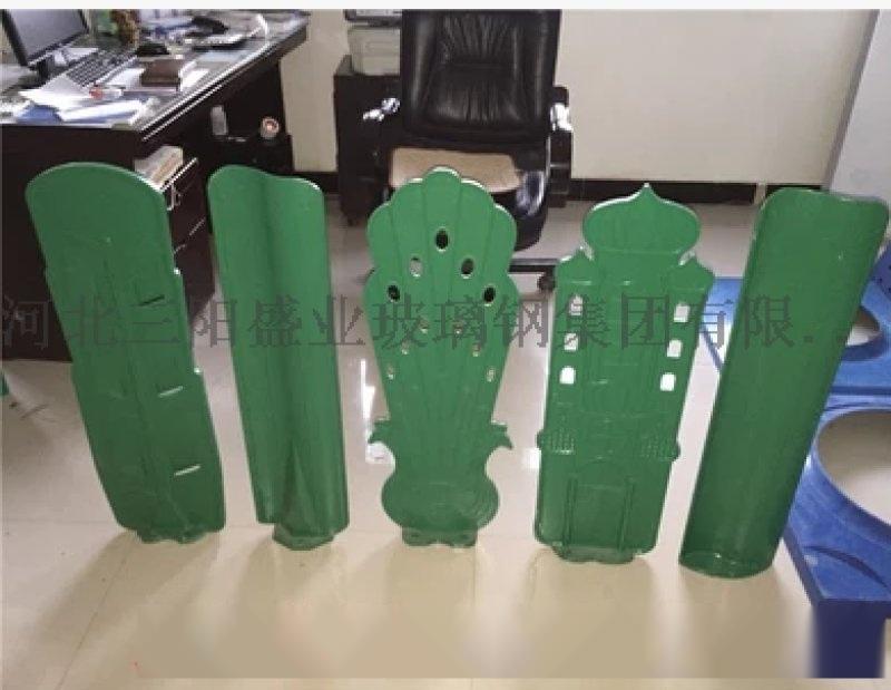 塑料防眩板 高速挡光板
