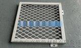吉利領克4S店展廳金屬拉網板-網格-網格鋁板