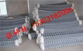 鍍鋅勾花網 機械設備的防護網 輸送網勾花網
