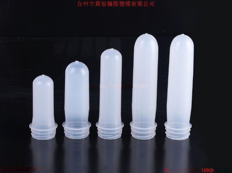 高透明28口PET瓶胚58g52g50g48g
