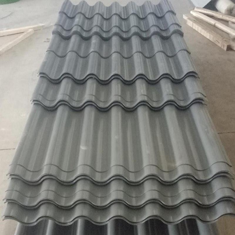 隱藏式彩鋼板 橫排彩鋼板 牆面裝飾彩鋼板