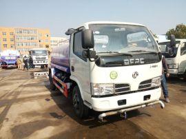 新疆东风福瑞卡5方洒水车|绿化洒水车喷洒车