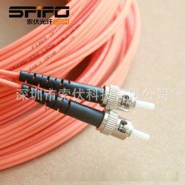 工业ST(OFS BP05065)光纤接头 HCS200/230光纤电缆 跳线 V-PIN