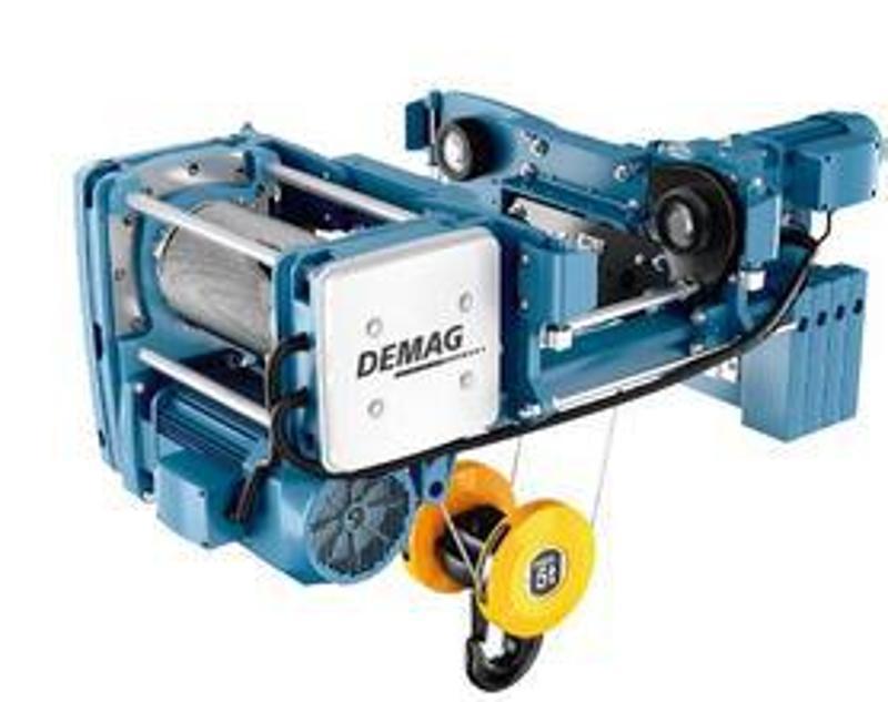 德馬格環鏈電動葫蘆 DEMAG葫蘆 進口環鏈葫蘆