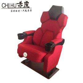 定制变形金刚影院连排座椅 高端影院布艺座椅顺德厂家