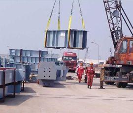 上海天津到南美委内瑞拉PALUA钢结构钢管项目货散货船海运出口运输