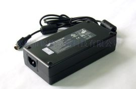 60W-270W大功率电源适配器有UL, CE, TUV, FCC, CCC等认证,能效VI级