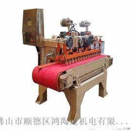 鸿发全自动瓷砖切割机 多功能陶瓷加工机械设备