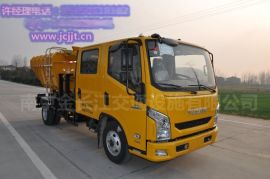 沧州供应NJJ5076ZZZ5自装卸式垃圾车 污泥车报价