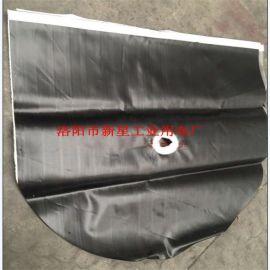 黑色丙纶单复丝滤布 隔膜厢式板框压滤机滤布袋