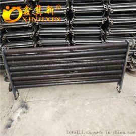 工業蒸汽碳鋼翅片散熱器廠家價格-鑫冀新