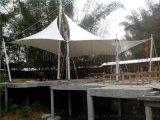 专业制作车棚 停车棚 自行车棚 景观棚等各式遮阳产品 钢结构/膜结构