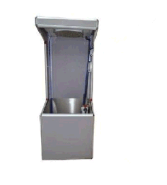 体育用人造草丝渗水性能测试仪