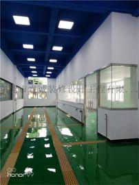 横沥厂房装修改造,石膏板隔墙