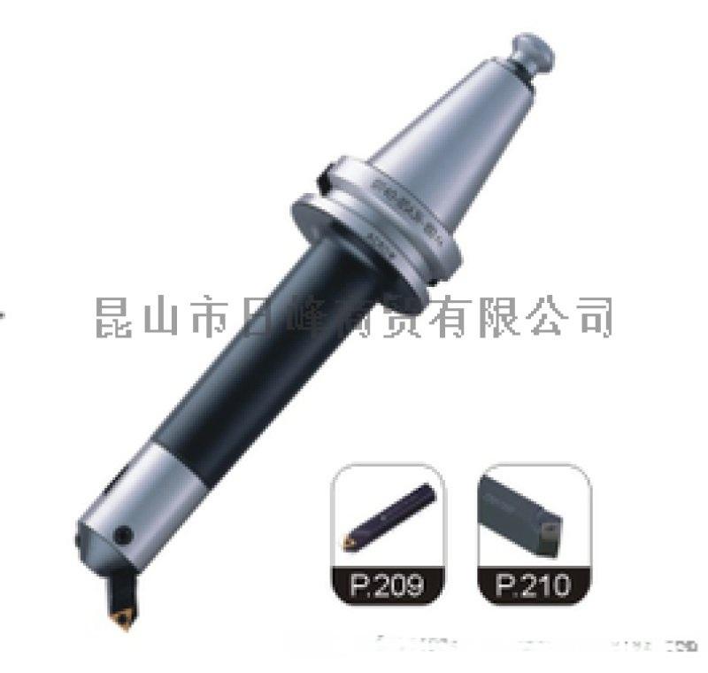 斜角型搪刀柄BT50-BSA25-135臺灣丸榮ACROW