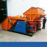 福建南平拖拉机头混凝土喷浆车 拖拉机头喷浆车价格