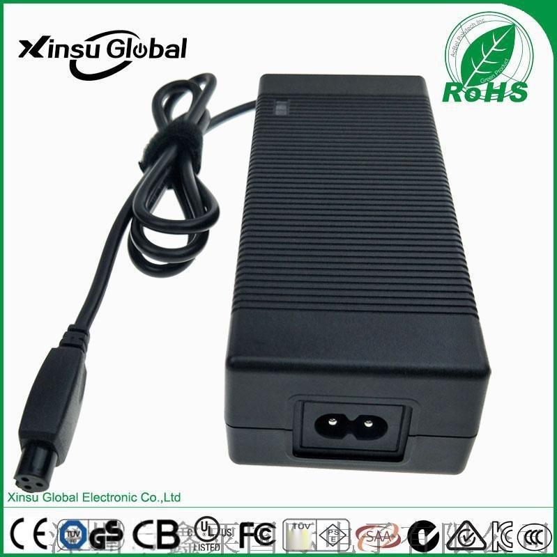 IEC62368標準 54.6V2A鐵鋰電池充電器