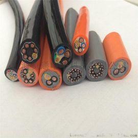 双护套屏蔽拖链电缆_拖链电缆选型