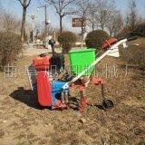 丘陵专用施肥播种机多功能汽油轮式耘播机