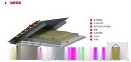 樱花岩棉板 屋面保温隔热岩棉板