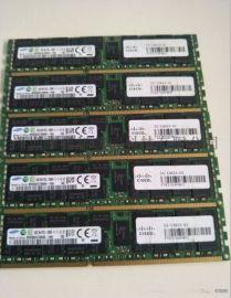 内存思科16G 2RX4 PC3L-12800R