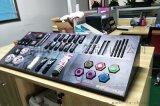 彩妆安迪板展示定制工厂 锦瀚展示设计化妆品展示架