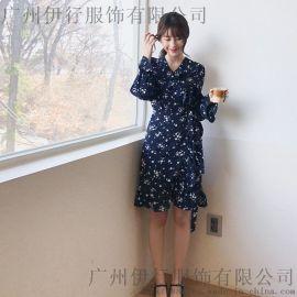絲輝印月杭州女裝品牌批發