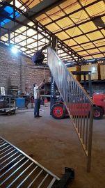 扶手楼梯扶锌钢护栏阳台栏杆大量现货供应厂家直销