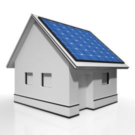 2-10KW家庭用并网分布式光伏发电系统