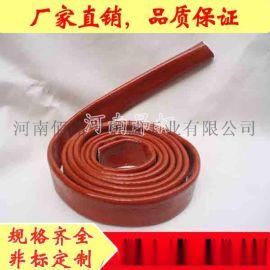钢厂用可拆卸保温套管_防火耐高温阻燃绝缘套管