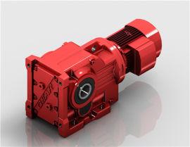 KAB77减速机螺旋锥齿轮减速机 迈传斜齿轮减速机
