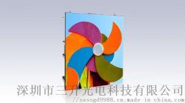 深圳三升光电P7.62室内LED显示屏