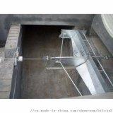 良諸專業生產304不鏽鋼 糞液分離一拖二清潔設備