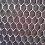 拉伸鋁網板生產廠家  六角鋁網板規格