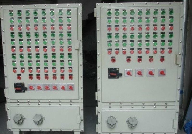 立式防爆照明动力配电箱,防爆电源控制箱