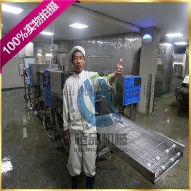 蒜香鸡排上浆机 厂家供应HP-300型全自动上浆机