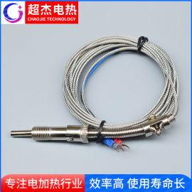 压簧式热电偶WRNT-01温度传感器温控仪探头
