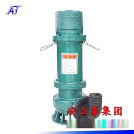 自动搅匀排污泵防爆 隔爆型污水电泵 隔爆型潜水泵