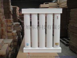 80X50钢制柱式散热器 钢柱暖气片