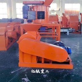 专业粉碎高湿度高纤维有机肥配套粉碎机型号