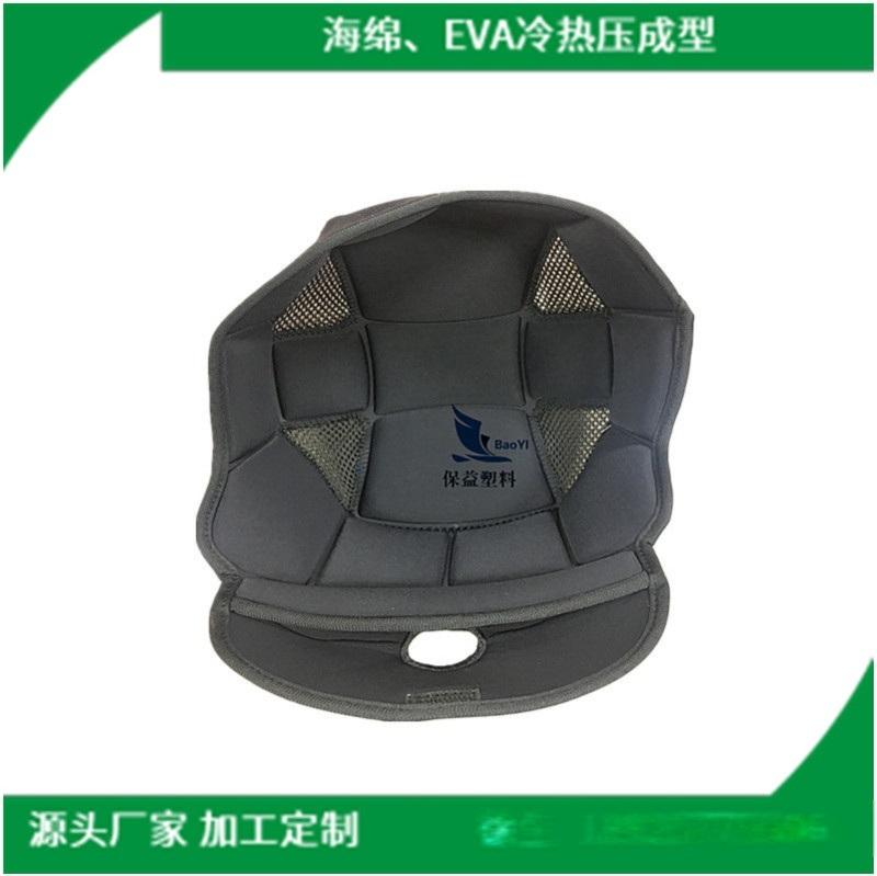 黑色eva冷热压加工eva不规则包装内托
