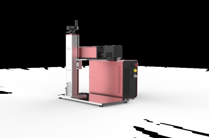 小型便携式激光打标机 金属激光喷码机