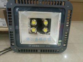 亚明照明200W COB IP65LED泛光燈具